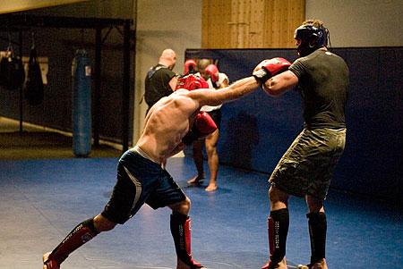 如何改善你拳击的平衡性