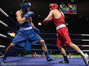¿Por qué los boxeadores olímpicos saltan tanto?