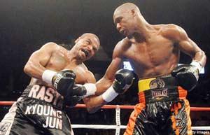 Как Побить Высокого Боксера