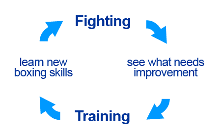 fighting training cycle