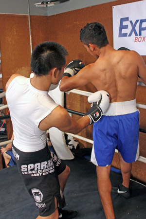 counter right hook to body