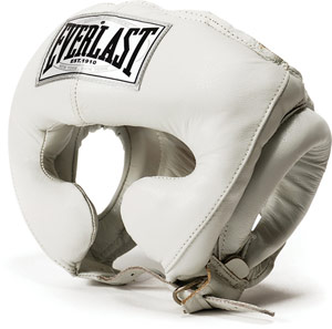 Everlast Class Old School Headgear