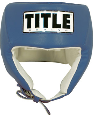 Title Boxing Competition Headgear