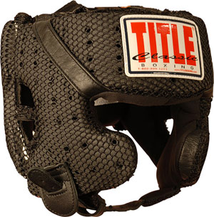 Title Classic Power Air Training Headgear