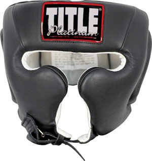 Title Platinum Training Headgear
