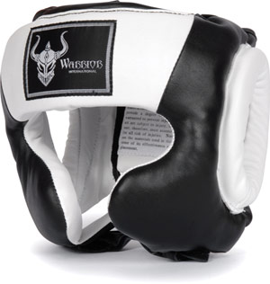 Warrior Pro Training Headgear