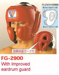 Winning FG-2900 Headgear