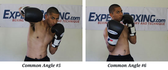 common attack angles 3