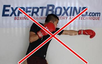 Jab boxe