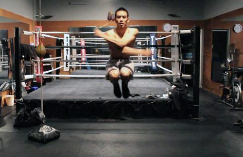 Les astuces de sauts à la corde en boxe