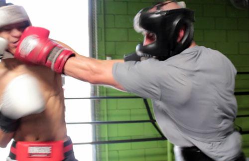Como mejorar sus reflejos de pelea
