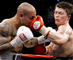 7 Formas Fáciles de Contraataque en el Boxeo