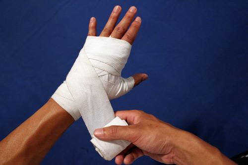 Cómo Vendarse las Manos para Boxeo
