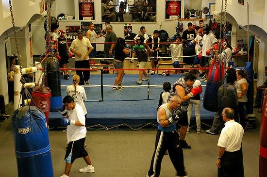 La Habra Boxing Club - Revisión de Gimnasio