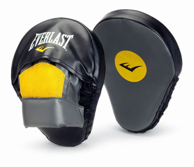 Revisión de Guantes Everlast Mantis Punch Mitts