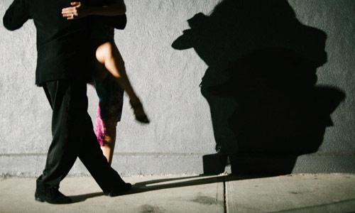 Secretos de balance de un bailarín