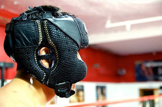 拳手初次格斗练习的注意事项