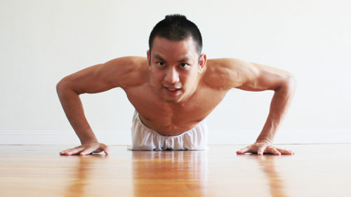 Técnica Apropiada de Flexiones