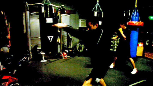 Guide sur le Shadowboxing