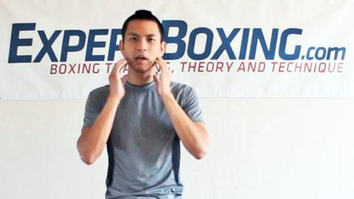 Conseil de boxe #6 - S'échauffer la machoire