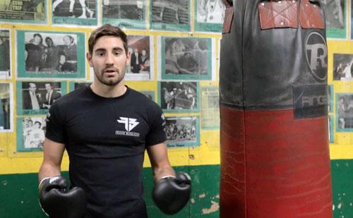 Conseils de Boxe de Pros pour la Puissance de Frappe - FRANK BUGLIONI