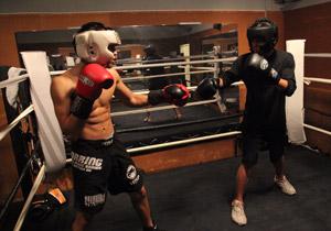 Sparring de Boxeo para Principiantes