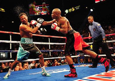 Trucos de Boxeo de Floyd Mayweather