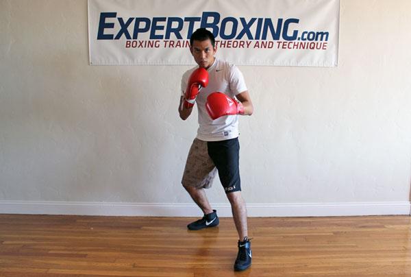 conseils de jeu de jambes pour la boxe