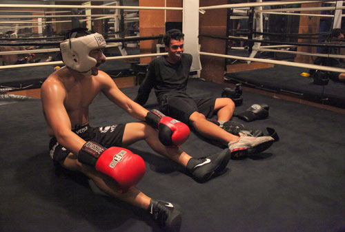 FÁCIL Entrenamiento de Boxeo