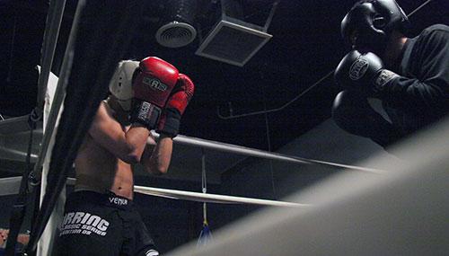 Estratégia Avançada de Boxe