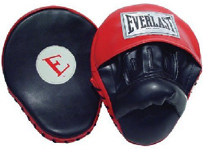 Everlast Mantis 手靶评论