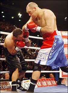 为什么初学者不应该和比自己高大的拳手实战
