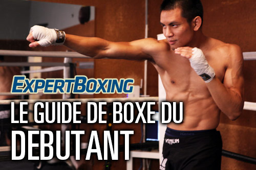 Le Guide de Boxe du DEBUTANT